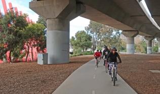 Neighbourly-Ride-Carlton-North_Moonee-Creek-Trail_22Sep2019