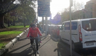 Neighbourly-Ride_Carlton-North_Nicholson-St_Shared-Path_16Jun2019