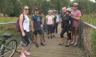 Neighbourly-ride_Carlton-North_Royal-Wetlands_Group_10Mar2019